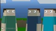 minecraft ep.1 - Minecraft_ The N00b Adventures - So Blocky, So Cool