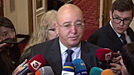 Емил Димитров - Ревизоро: Аз съм лобист на легалния бизнес