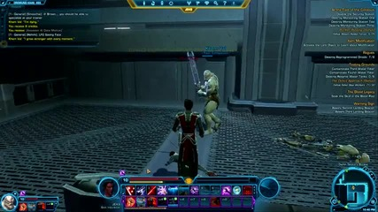 Tor: Sith Inquisitor Gameplay part 2