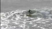 Екстремен трик със сърф