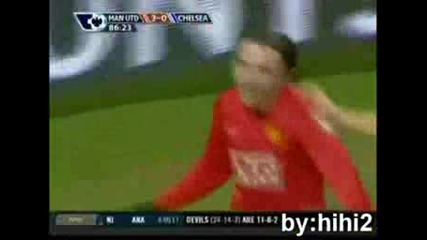 Dimitar Berbatov *football star*