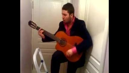 serdar gitar - can ozum , olmuyor birtanem