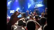 Don Omar - Ayer La Vi ( Live Guatemala)