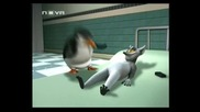 Пингвините от Мадагаскар - епизод 7 - (бг аудио)