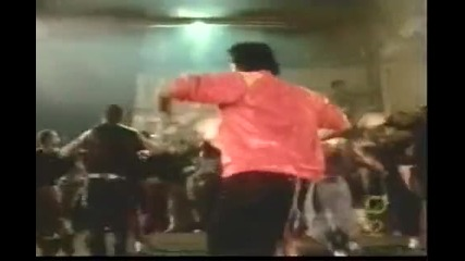 Michael Jackson vs Mc Hammer Ultimate dance battle