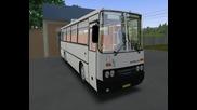 Ето така се кара автобус Ikarus 256 - Omsi