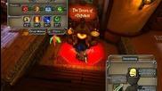 Dungeon Defenders-gameplay