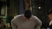 Friends / Приятели - Сезон 3 Епизод 4 - Bg Audio -   Част 2/2  