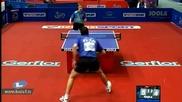 Тенис на маса: Panagiotis Gionis - Leonardo Mutti