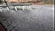 """""""Моята новина"""": Наводнение заради отворен мръсен канал пред дома ми"""