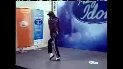 Malaysian Idol - Michael Jackson