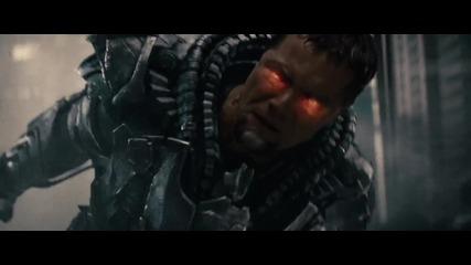 Човек От Стомана: Супермен Срещу Генерал Зод (2013)