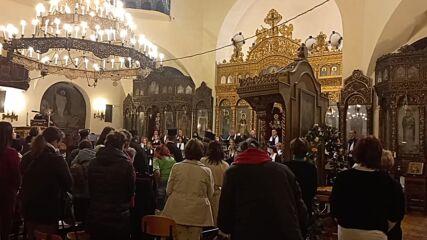 "Концерт с православни песнопения ""Архангелский глас"""