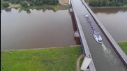 Най-дългият воден мост на Земята