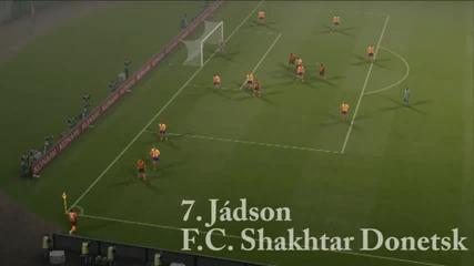 Top 25 Goals Pes 2011 Vol 1