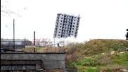 Неуспешен опит за взривяване на 16-етажна сграда в Севастопул (смях)