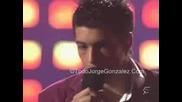Евровизия 2008 Испания  - Jorge Gonzalez - Historia De Un Amor