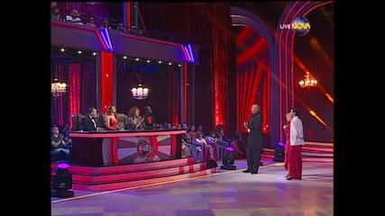 Dancing Stars - Албена Денкова и Калоян румба (22.04.2014г.)