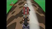 Naruto Ep 95. The Fifth Hokage! A Life On The Line!