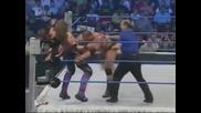 Batista - Turnbackle Thruts (to Edge)