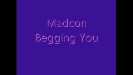 Madcon_-_beggin_you_now_with_lyr