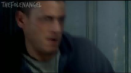 Prison Break / Бягство от затвора сезон 2 епизод 21 (bgaudio) (част 2)