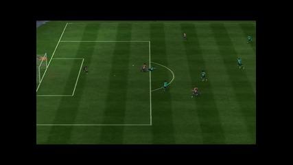 Fifa 11 - What a goal