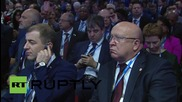 Russia: Kiev needs to move from words to action - Putin