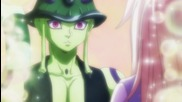 Hunter x Hunter 2011 Episode 135 Bg Sub