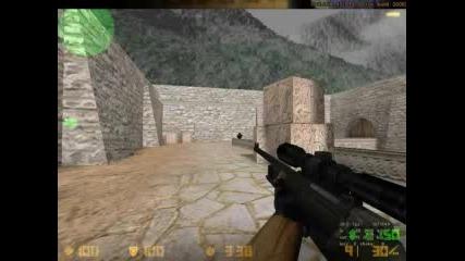 Counter - Strike - Headshot От Далече С Awp