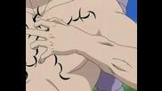 Drunk Rock Lee vs Kimimaro