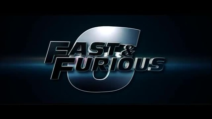 Fast & Furious 6 Soundtrack 1