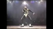 Майкъл Джексън - Лудо Изпълнение В Чили