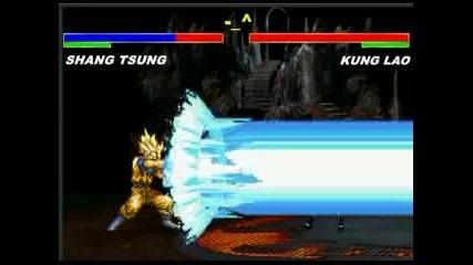 Mortal Kombat Пародия