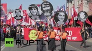 Chile: Clashes erupt at demo for Pinochet's victims