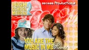 Troy & Gabriella - You Are The Music In Me (remixedit)