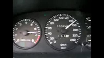mazda 323f 70 - 170 km