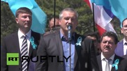 Russia: Crimean Tartars remember mass deportation on 71st anniversary