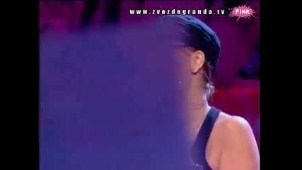 Milena Jovanović - Nisam anđeo (Zvezde Granda 2010_2011 - Emisija 22 - 05.03.2011)
