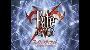 Fate/stay Night Second Opening