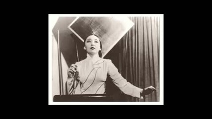 Clara Rockmore - Vocalise - Theremin