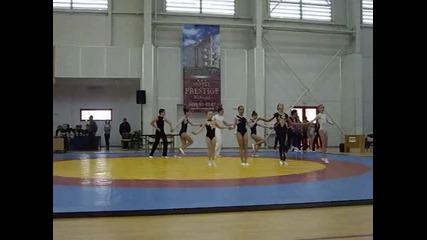 Акробатика - Масовка Бургас