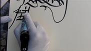 Artprimo.com - Pilot Begreen Blackbook Handstyles
