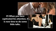 Useful Tips and Naughty Little Tricks for an Effective Flirting