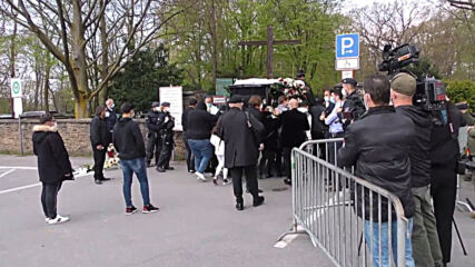 Germany: Goman clan funeral takes place in Leverkusen with heavy police presence amid pandemic