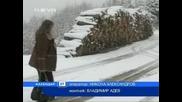 Кметица обикаля петте си села пеша
