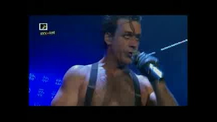 Rammstein - Haifisch (live at Rock am Ring 2010)