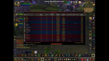 Speed Hack - Warsong Gulch 7.11.2013 (dragonfire-bg)