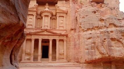 Петра | Тайните на Библията с Албърт Лин | National Geographic Bulgaria
