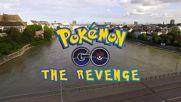 Pokemon Go - Отмъщението на покемоните ( шега )